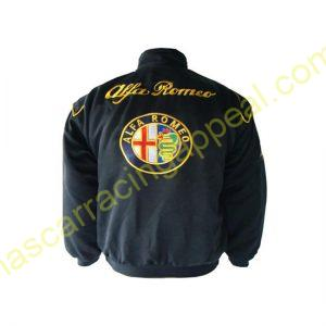 Alfa Romeo Racing Jacket Black
