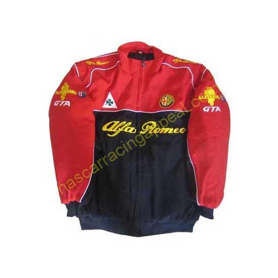 Alfa Romeo Racing Jacket Red