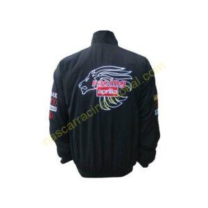 Aprilia MS Racing Jacket Black