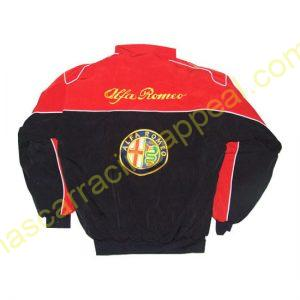 Alfa Romeo Racing Jacket Red