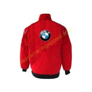 BMW Racing Jacket Royal red