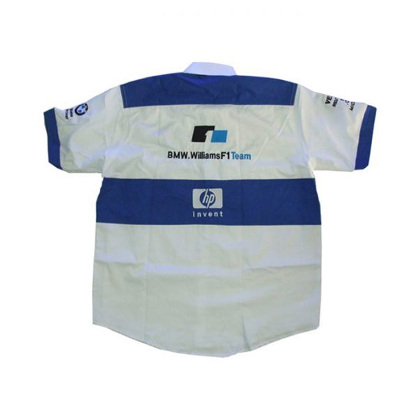 BMW Petronas Crew Shirt