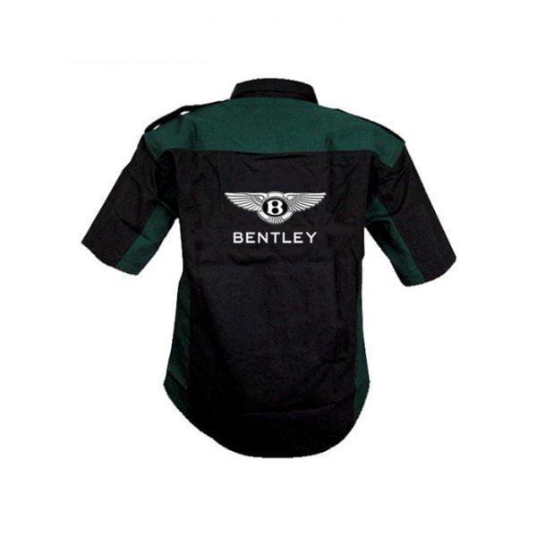 Bentley Crew Shirt Black