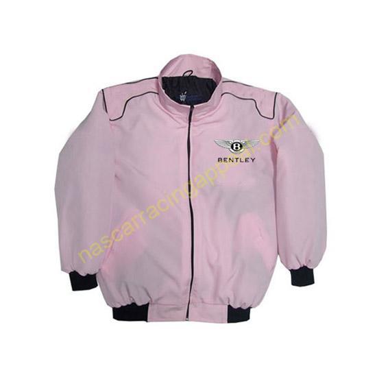 Bentley Racing Jacket Pink