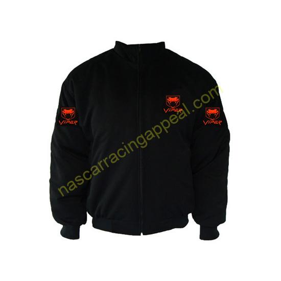 Black Blank Jacket