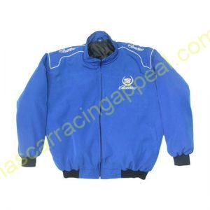 Cadillac Racing Jacket Royal Blue