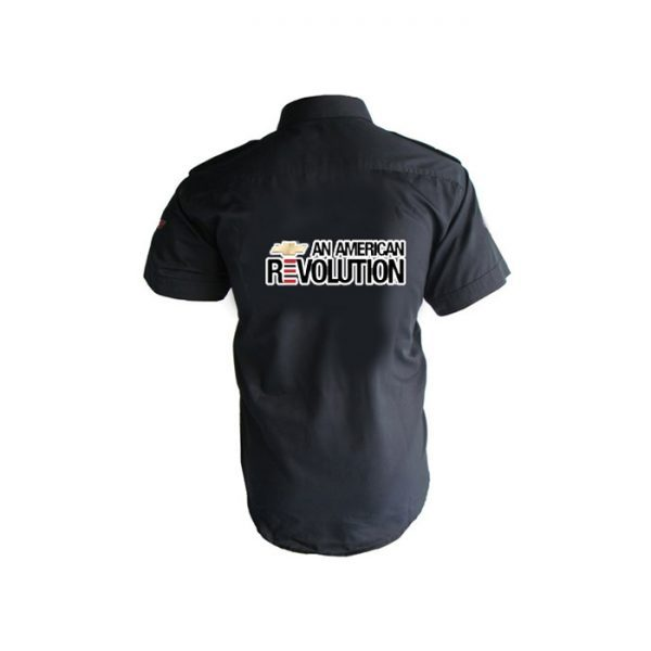 Chevy American Revolution Crew Shirt