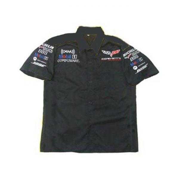 Corvette C6 Compuware Crew Shirt