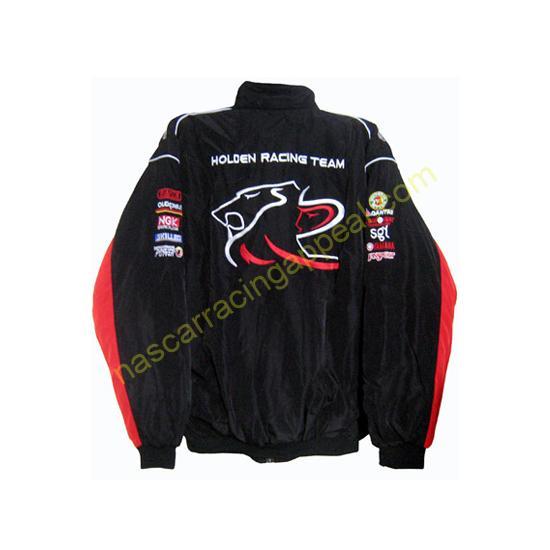 Holden WRC Racing Jacket Black