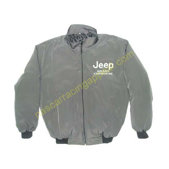 Jeep Grand Cherokee Racing Jacket Dark Gray