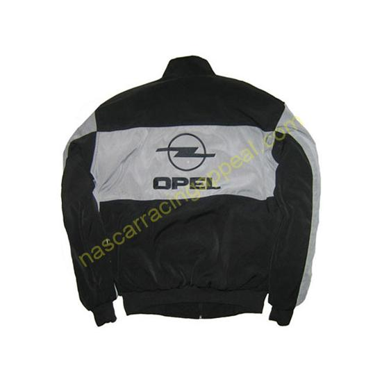 Opel Racing Jacket Black