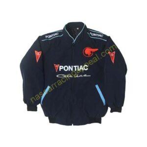 Pontiac Catalina Jacket Black Back