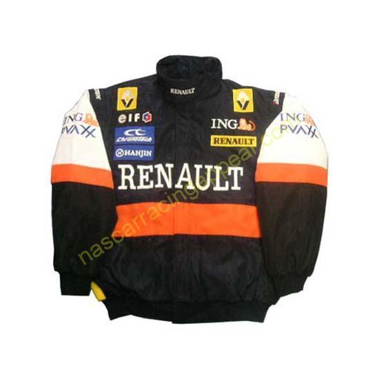 Renault ING Black Jacket