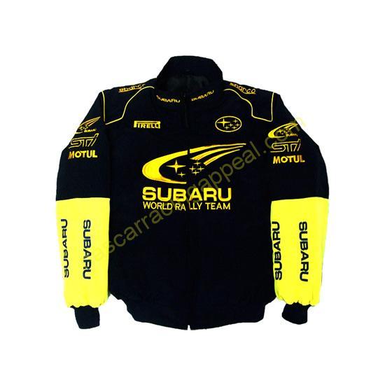 Sabaru Black Yellow Jacket
