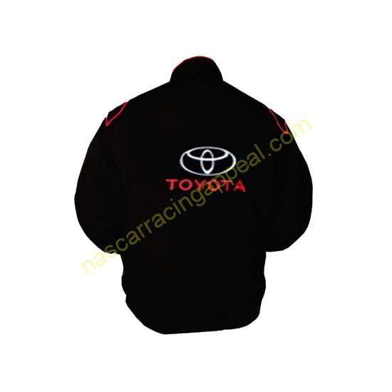 Toyota Black Jacket Coat