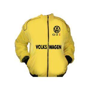 Volkswagen GTI Yellow jacket