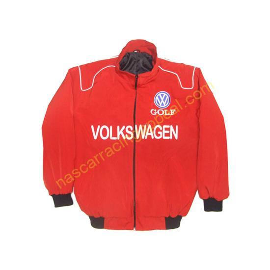 Volkswagen Golf Red Racing Jacket