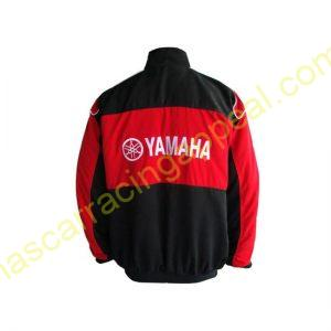 Yamaha Black Red Racing Jacket