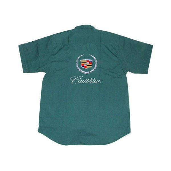 Cadillac Crew Shirt Shop