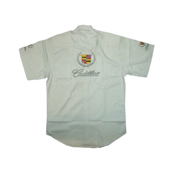 Cadillac Crew Shirt Shop