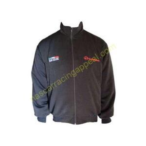 Cagiva Motorcycle Jacket Black