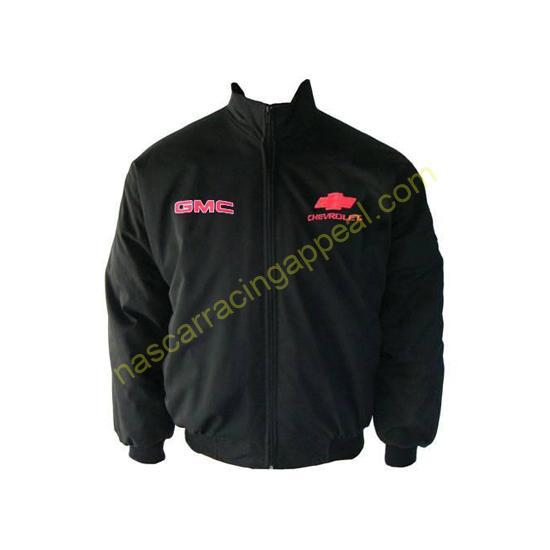 Chevrolet GMC Black Jacket