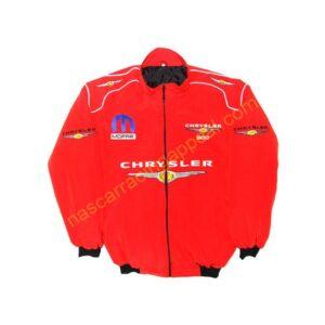 Chrysler 300 Mopar Racing Jacket Red