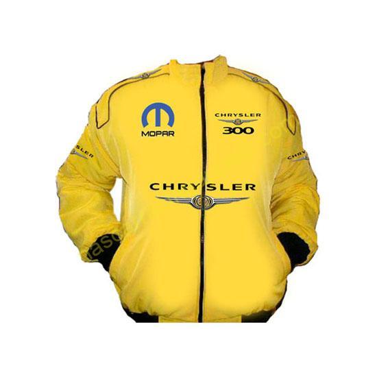 Chrysler 300 Mopar Yellow Jacket