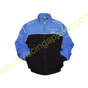 Chrysler Aspen Blue Black Jacket