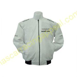 Chrysler Aspen White Jacket