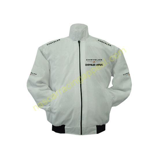 Chrysler Aspen White Jacket