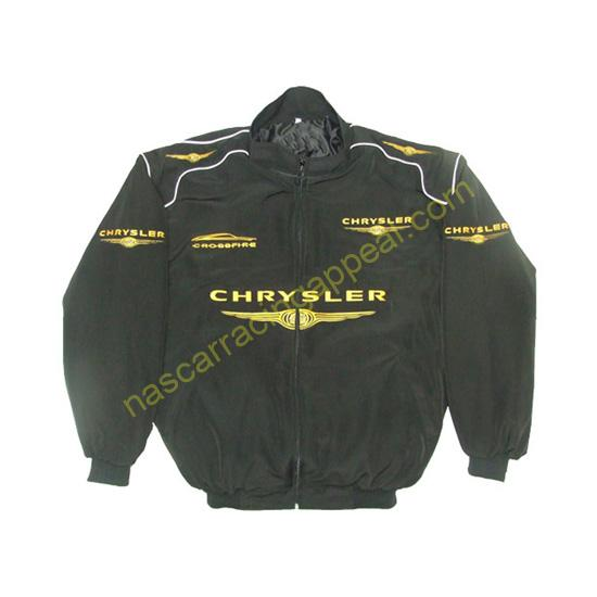 Chrysler Crossfire Racing Jacket Black