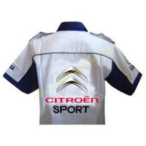 Buy Citroen Crew Shirt Online