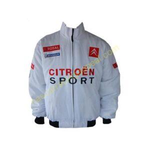 Citroen Racing Jacket White