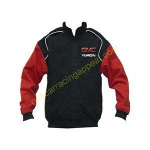 GMC Yukon Racing Jacket Black