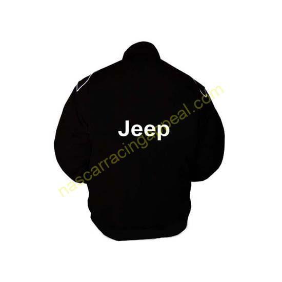 Jeep Plain Jacket Black