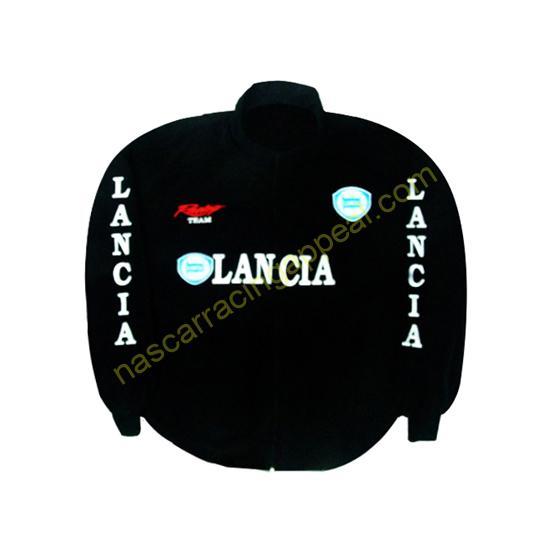 Lancia Racing Jacket Black