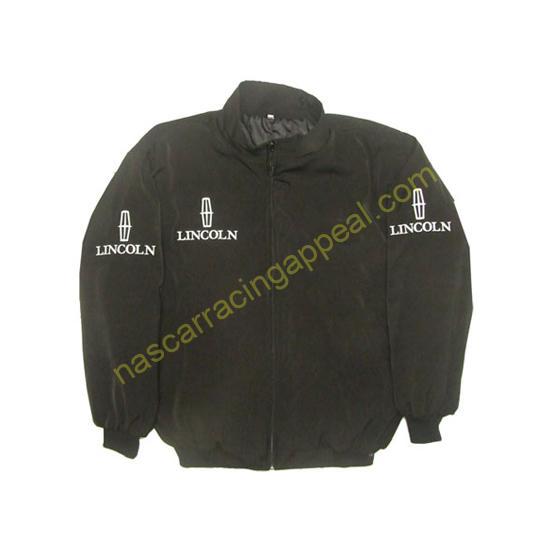 Lincoln Racing Jacket Black