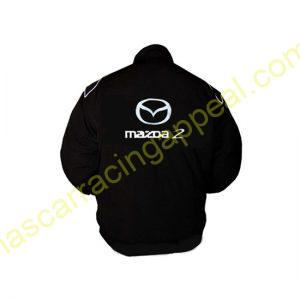 Mazda Racing Jacket Black