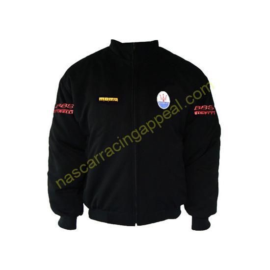 Racing Jacket Black