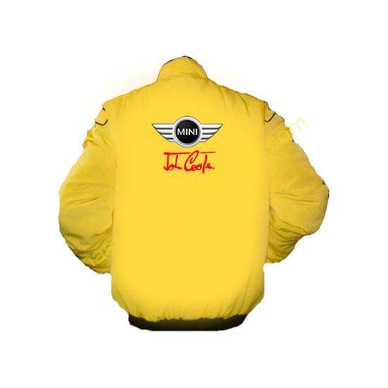 Mini Cooper John Cooper Racing Jacket Yellow