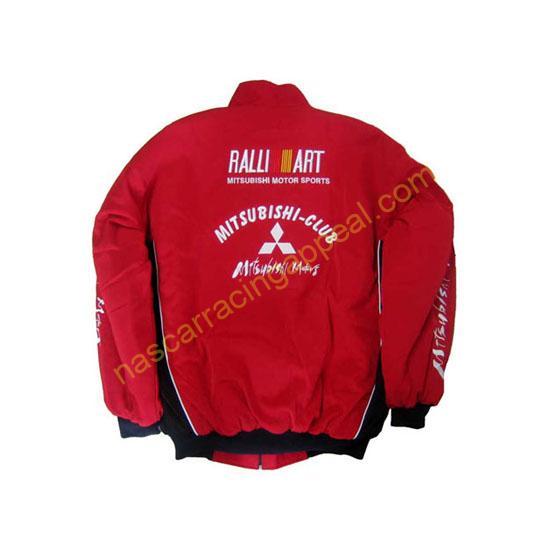 Mitsubishi Motors Racing Jacket Red