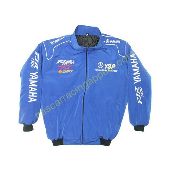 Yamaha FJR 1300 Racing Jacket Royal Blue