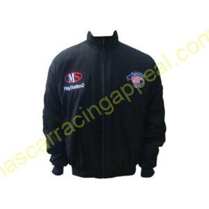Aprilia MS Racing Jacket Black
