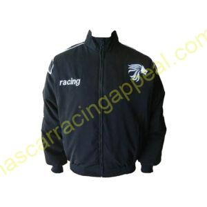 Aprilia Racing Embroidered Black Jacket