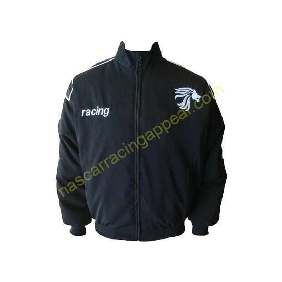 Aprilia Racing Embroidered Black Jacket