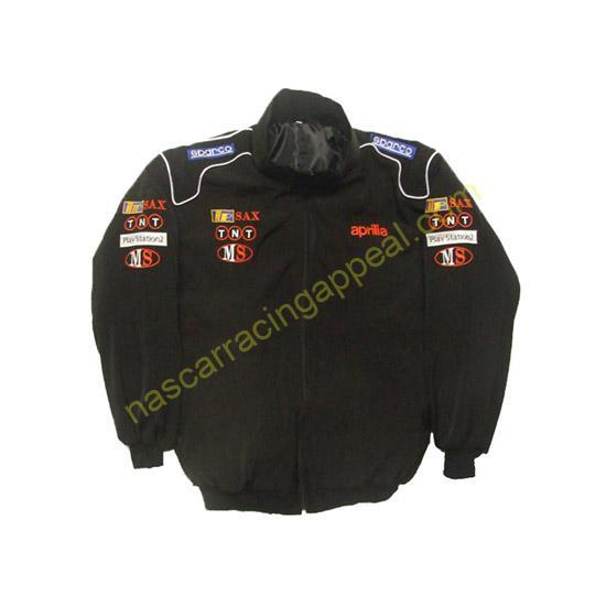 Aprilia TNT Racing Jacket Black