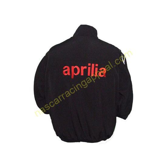 Aprilia TNT Racing Jacket Coat Black