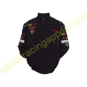 Aprilia TNT Racing Jacket Coat Black