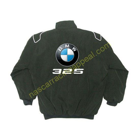 BMW 325 Racing Jacket Black